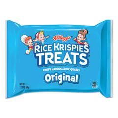 Kellogg's® Rice Krispies Treats, Original, 2.13 oz, 12/Box