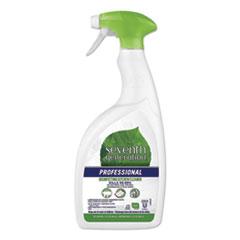 Seventh Generation® Professional Disinfecting Kitchen Cleaner, Lemongrass Citrus, 32 oz Spray Bottle