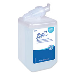 Scott® Control Moisturizing Hand and Body Lotion, 1 L Bottle, Fresh Scent, 6/Carton