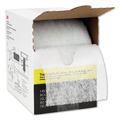 "3M™ Easy Trap Duster, 5"" x 30 ft, White, 1 60 Sheet Roll/Box, 8 Boxes/Carton"