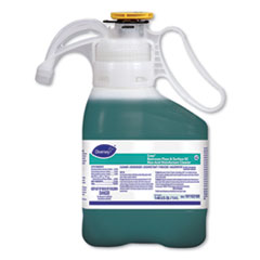 Diversey™ Crew Restroom Floor and Surface SC Non-Acid Disinfectant Cleaner, Fresh, 1.4 L Bottle, 2/Carton