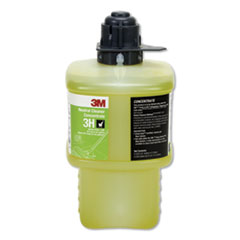 3M™ Neutral Cleaner Concentrate 3P, Fresh Scent, 0.53 gal Bottle, 6/Carton