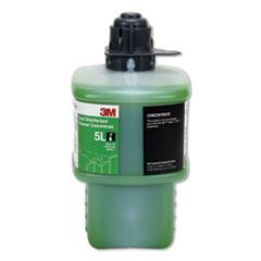 3M™ Quat Disinfectant Cleaner Concentrate, Fresh Scent, 0.53 gal Bottle, 6/Carton