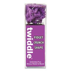Zorbitz Twiddle™ Fidget Crunch Shape