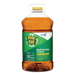 Pine-Sol® Multi-Surface Cleaner Disinfectant, Pine, 144oz Bottle