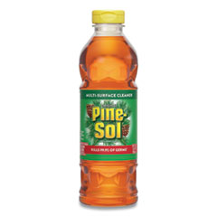Pine-Sol® Multi-Surface Cleaner, Pine Disinfectant, 24oz Bottle, 12 Bottles/Carton