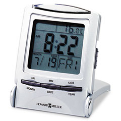 Howard Miller® Distant Time Traveler Alarm Clock Thumbnail