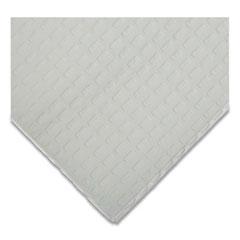 TIDI® Disposable Towels/Bibs, Waffle Embossed, White, 500/Carton