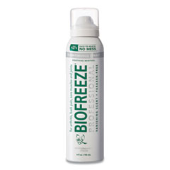 BIOFREEZE® Professional Colorless Topical Analgesic Pain Reliever Spray, 4 oz Spray Bottle