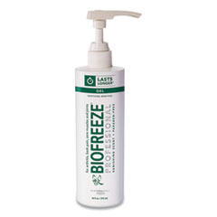 BIOFREEZE® Professional Green Topical Analgesic Pain Reliever Gel, 16 oz Pump