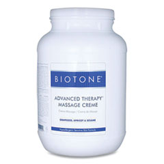 Biotone® Advanced Therapy Creme, 1 gal Jar, Unscented