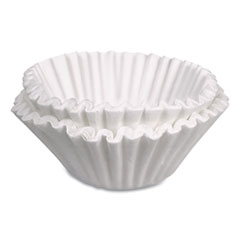 BUNN® Coffee Filters, 12-Cup Size, White, 3000/Carton