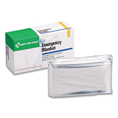 First Aid Only™ Aluminized Emergency Blanket