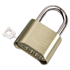 Master Lock® Resettable Combination Padlock Thumbnail