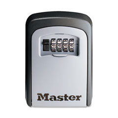 Master Lock® Wall Mounted SafeSpace® Key Storage Lock Box Thumbnail