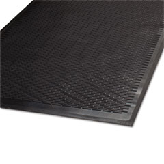 Guardian Clean Step Outdoor Rubber Scraper Mat