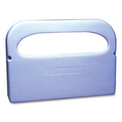 Impact® Plastic Half-Fold Toilet Seat Cover Dispenser, 16.05 x 3.15 x 11.3, White