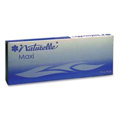 Impact® Naturelle Maxi Pads, #8 Ultra Thin, 250 Individually Wrapped/Carton