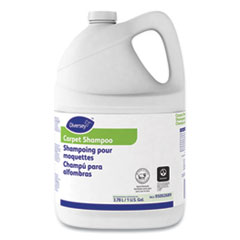 Diversey™ Carpet Shampoo, Floral, 1gal Bottle, 4/Carton