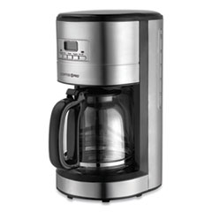 Coffee Pro Home/Office Euro Style Coffee Maker, Stainless Steel