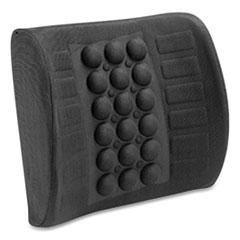 IMAK® Ergo Back Support, 13.5 x 4 x 13.8, Black