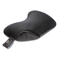 IMAK® Ergo Nonskid Mouse Wrist Cushion, 7 x 5.3, Black