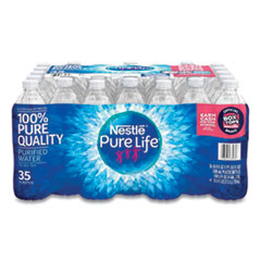 Nestle Waters® Pure Life Purified Water, 16.9 oz Bottle, 35 Bottles/Carton
