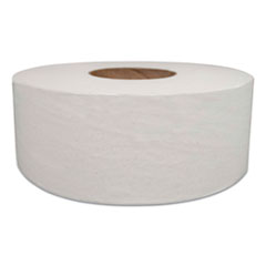 Morcon Tissue Jumbo Bath Tissue, Septic Safe, 2-Ply, White, 1000 ft, 12/Carton