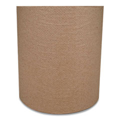 "Morcon Tissue Morsoft Universal Roll Towels, 8"" x 800 ft, Brown, 6 Rolls/Carton"