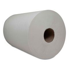 "Morcon Tissue 10 Inch TAD Roll Towels, 1-Ply, 7.25"" x 500 ft, White, 6 Rolls/Carton"