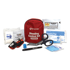 First Aid Only™ Bleeding Control Kit - Texas Mandate, 8.5 x 10.75 x 11.5