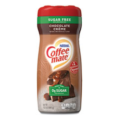 Coffee mate® Sugar Free Chocolate Creme Powdered Creamer, 10.2 oz