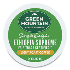 Green Mountain Coffee® Ethiopian Supreme K-Cups, 24/Box