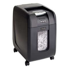 GBC® Stack-and-Shred 230XL Auto Feed Super Cross-Cut Shredder Value Pack, 230 Auto/7 Manual Sheet Capacity