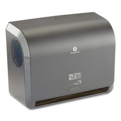 Georgia Pacific® Professional Pacific Blue Ultra Mini Paper Towel Dispenser, 14.56 x 7.38 x 11.56, Black