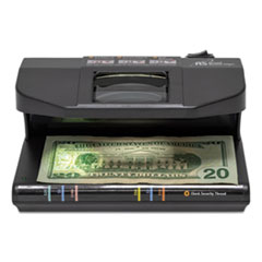 Royal Sovereign Four-Way Counterfeit Detector, UV, Fluorescent, Magnetic, Magnifier
