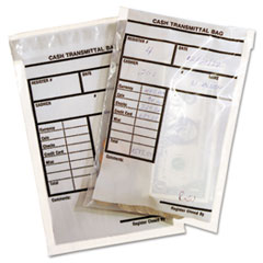 MMF Industries™ Cash Transmittal Bags Thumbnail