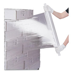 """AEP® Industries Inc. Performance Plus Extended Core Stretch Handwrap, 20"""" x 1,000 ft, 80-Gauge, Clear, 4/Carton"""