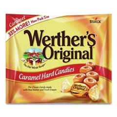 Werther's® Original® Hard Candies, Caramel, 12 oz Bag