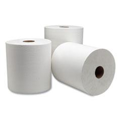 "Tork® Advanced Hardwound Roll Towel, 7.88"" x 1000 ft, White, 6 Rolls/Carton"