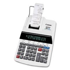Canon® MP49-DII 14-Digit Desktop Calculator, Black/Red Print, 4.8 Lines/Sec