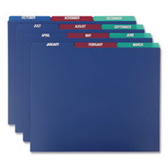 Pendaflex® Poly Top Tab File Guides