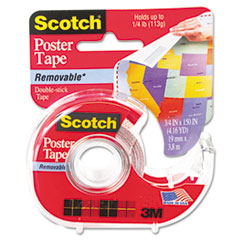 Scotch® Wallsaver™ Removable Poster Tape Thumbnail