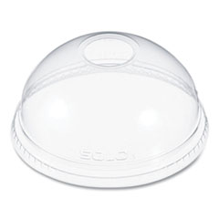 Dart® Ultra Clear™ Dome Cold Cup Lids