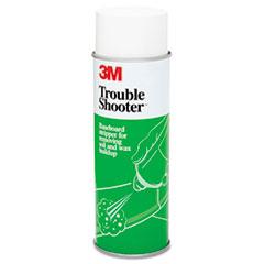 3M™ TroubleShooter Baseboard Stripper, 21oz, Aerosol, 12/Carton
