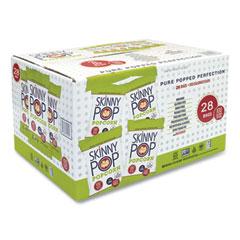SkinnyPop® Popcorn Popcorn, Original, 0.65 oz Bag, 24/Carton, Free Delivery in 1-4 Business Days