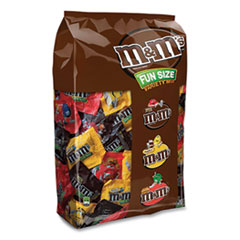 M & M's® Fun Size Variety Mix, 85.23 oz Bag, 150 Packs/Bag, Free Delivery in 1-4 Business Days