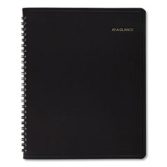 AT-A-GLANCE® Monthly Planner in Business Week Format, 10 x 8, White, 2021