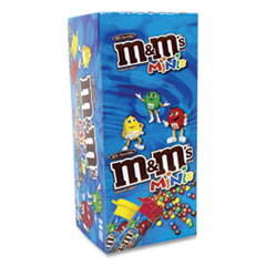 M & M's® Milk Chocolate Mini Tubes, 1.08 oz, 24 Tubes/Box, Free Delivery in 1-4 Business Days