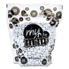 M & M's® My M and M's Bulk Candies, 2 lb Bag, Dark Blue, Free Delivery in 1-4 Business Days